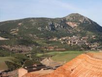 La Miniera di S. Giovanni vista da Monteponi
