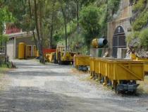 Miniera di Funtana Raminosa Gadoni