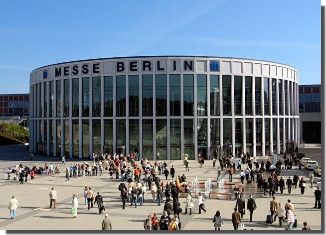 La Messe Berlin. Berlino