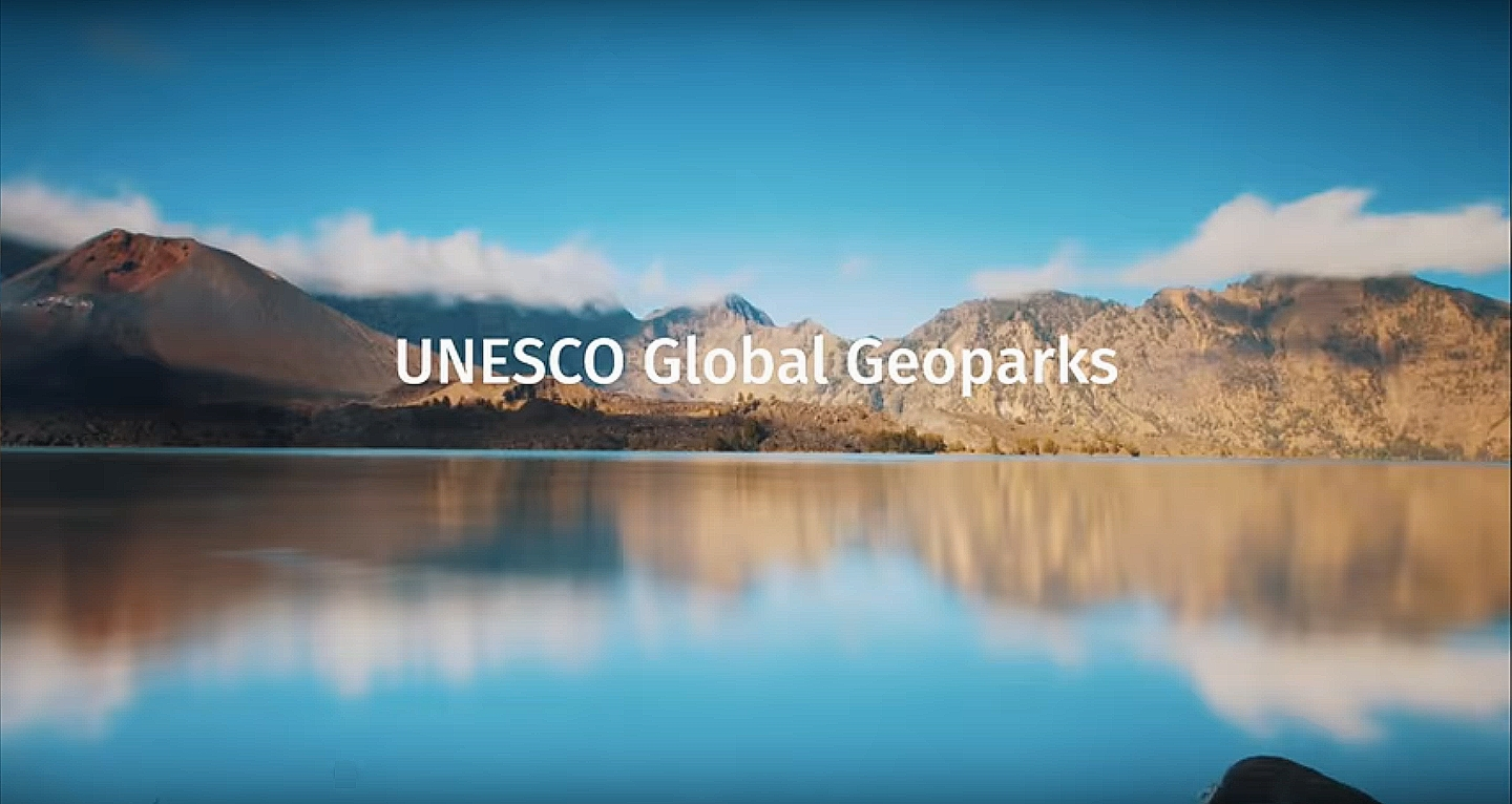 Banner Video UNESCO Global Geopaks